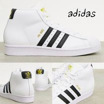 送料込 リアーナ愛用adidas☆Pro Model Hi top trainers