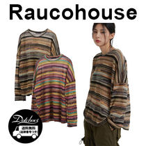 Raucohouse Snug Color Knit CA53 追跡付