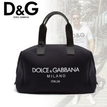 20-21AW 新作 D&G パレルモ バッグ ネオプレン プリントロゴ