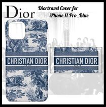 Dior(ディオール)☆DIORTRAVEL COVER FOR IPHONE 11 PRO