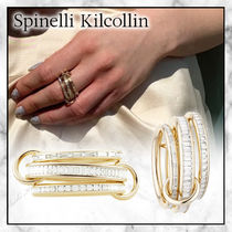 ◆spinelli kilcollin 20PF 最新作◆マナバ リング◆yellow gold