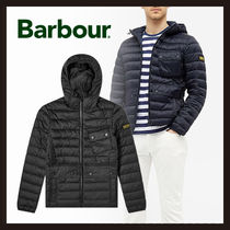【BARBOUR】INTERNATIONAL OUSTON HOODED キルトジャケット