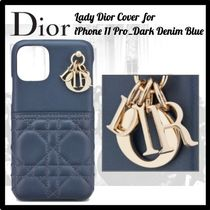 Dior(ディオール)☆ LADY DIOR COVER FOR IPHONE 11 PRO