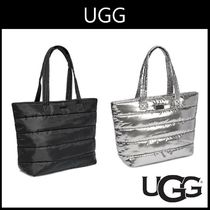 ☆UGG☆KRYSTAL PUFFER TOTE☆ナイロントートバッグ♪