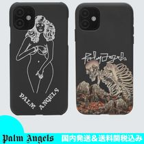【20AW】PALM ANGELS ロゴ iPhone 11 Pro ケース