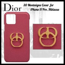 Dior(ディオール)☆30 MONTAIGNE COVER FOR IPHONE 11 PRO