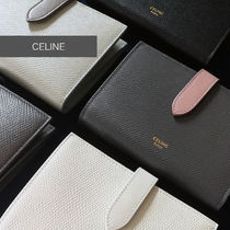 CELINE MEDIUM STRAP WALLET 10B643BFP