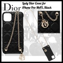 Dior(ディオール)☆LADY DIOR COVER FOR IPHONE 11 PRO MAX