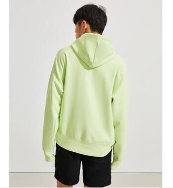 Urban Outfitters パーカー・フーディ Urban Outfitters×Championユニセックスパーカーライトグリーン(6)