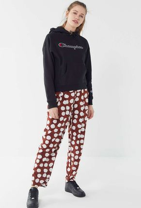 Urban Outfitters パーカー・フーディ Urban Outfitters×Championロゴパーカーブラックカラー(10)