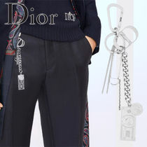 コラボ!20WINTER Dior×JUDY BLAME CD ICON真鍮キーチェーン