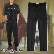 GIVENCHY☆TAPE LOGO FORMAL JOGGING PANT ジョギングパンツ