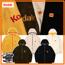 【KODAK】MINI LOGO FLEECE 5色