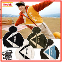 【KODAK】KEI FLEECE JACKET 5色