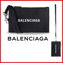◆BALENCIAGA◆Logo strap card holder◆正規品◆