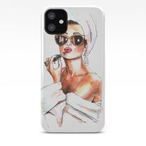 Society6 iPhoneCase & GALAXY Case☆Fashion Lady☆