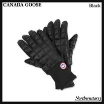 【CANADA GOOSE】手袋/NORTHERN GLOVE LINERS
