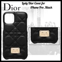 Dior(ディオール)☆LADY DIOR COVER FOR IPHONE 11 PRO