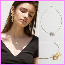 【goiu】necklace 02〜ネックレス 02_ゴールド or シルバー