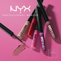 【NYX】all-in-one〇クリーミーマット〇リキッドリップ〇8色