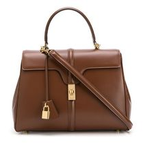 CELINE★16bag medium smooth calfskin tabacco 謝恩品EMS関税込