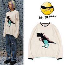 ★YOUTHBATH★20FW DINOSAUR KNIT