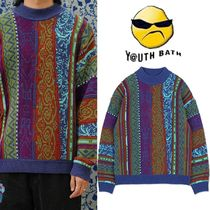 ★YOUTHBATH★20FW VERTICAL ST KNIT