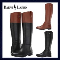 (14626) Ralph Lauren ☆ Barkston ロングブーツ