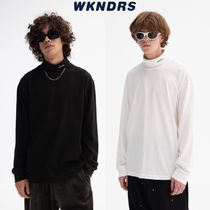 ●WKNDRS● 20F/W LONG SLEEVE TURTLE NECK 2カラー
