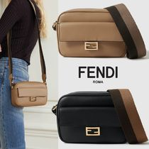 ∞∞ FENDI ∞∞ FENDI CAM Baguette leather バッグ☆