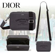 20AW【Dior】CHRISTIAN DIOR ATELIER ポーチ