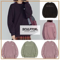 SCULPTOR【送料込】Gradation Retro Sweatshirt★3colors