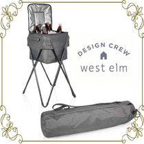 【West Elm】キャンプに!! 持ち運びが出来る Party Cooler Stand
