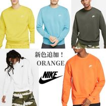 限定色★【NIKE】 Sportswear Club Crew Neck スウェット