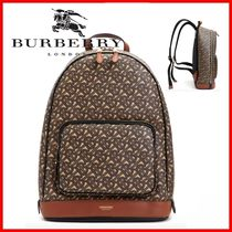 ◆Burberry◆モノグラムバックパック◆正規品◆