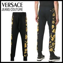 【Versace Jeans Couture】バロック スウェットパンツ