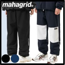 ★送料・関税込★mahagrid★heavy duty track pants★2色★