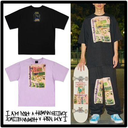 I AM NOT A HUMAN BEING Tシャツ・カットソー ★Seventeen Hoshi着用★I AM NOT A HUMANBEING★ロゴTシャツ★