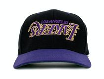 PURPLE【在庫あり】UNIFORM STUDIOS 6 PANEL LA LAKERS HAT