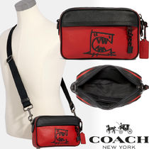 【SALE】COACH◆Graham クロスボディバッグ Rexy By Guang Yu