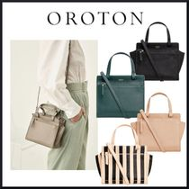 ★AU発★OROTON**Lucy ミニトートバッグ**