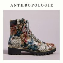 安心*国内発送【Anthropologie】Crosshatch Hiker Boots ブーツ