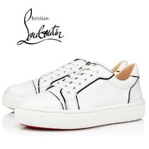 ∞∞ Christian Louboutin ∞∞ Vieirissima leather スニーカー