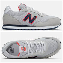 New Balance★527 Summer Fog with Red & Pigment(22~25cm)