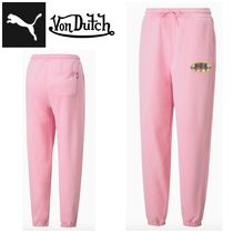 【PUMA】●コラボ●PUMA x VON DUTCH Women's Sweatpants