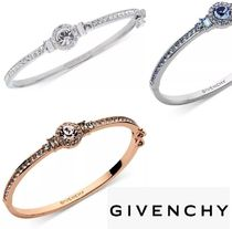 Givenchy  Round  Pave Hinged バングルブレスレット 国内発送