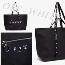 OFF-WHITE オフホワイト ' COMMERCIAL TOTE ' ナイロン トート