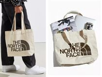 THE NORTH FACE コットン ロゴ エコトートーバック ★ 送料無料