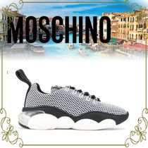 【MOSCHINO MADE IN ITALY!!】Moschino テディベア スニーカー