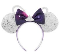 DISNEY PARK MINNIE MOUSE SPACE MOUNTAIN ヘッドバンド